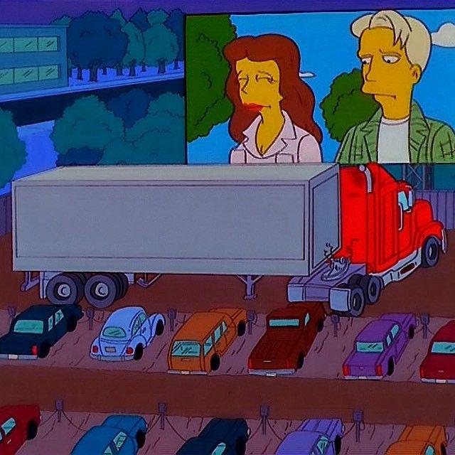 """It ate everybody!"" from 'Maximum Homerdrive'. Season 10, Episode 17."