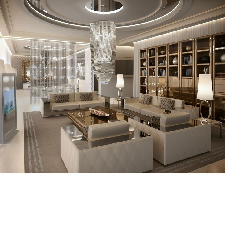 Luxury Interior Design Living Room: Pin By InStyle-Decor Hollywood On Luxury Living Rooms