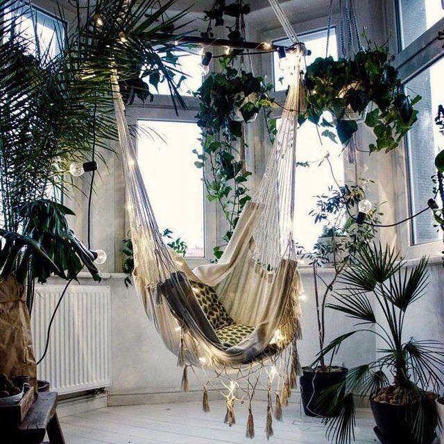 Hamak Hustawka Krzeslo Wiszacy Fotel Brazylijski 8077692082 Oficjalne Archiwum Allegro Bohemian Bedroom Cozy Hammock Cozy House