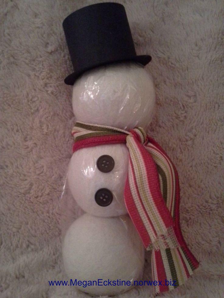 Norwex Fluff & Tumble Dryer Balls  Creative, cute way to gift Norwex!