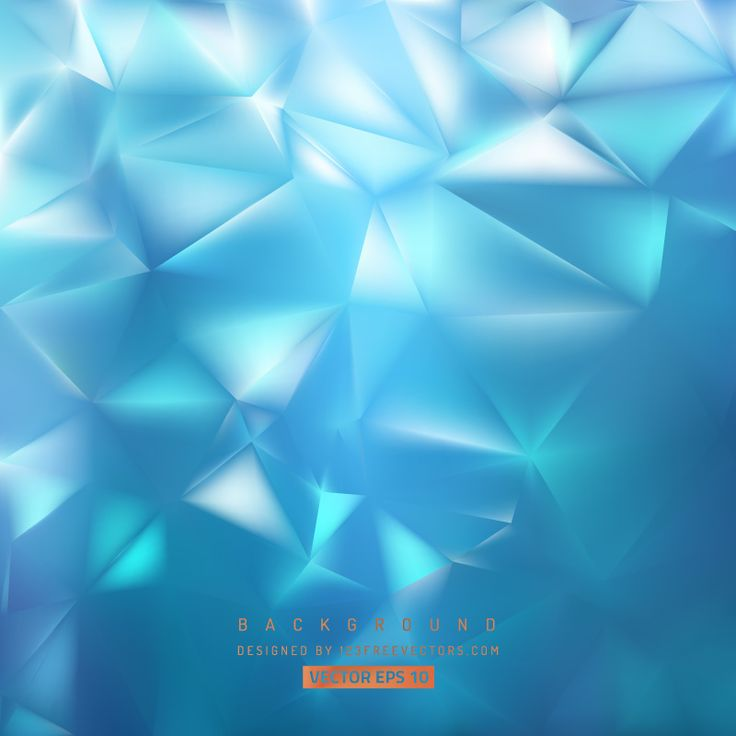 Blue Polygon Triangle Pattern Background  - https://www.123freevectors.com/blue-polygon-triangle-pattern-background-61192/