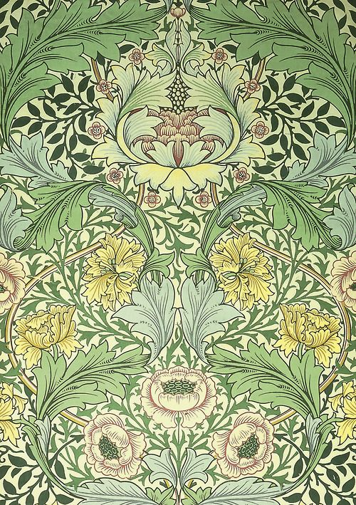 161 Best William Morris Wallpaper Images On Pinterest