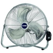 Lasko - Portable Fan - Silver