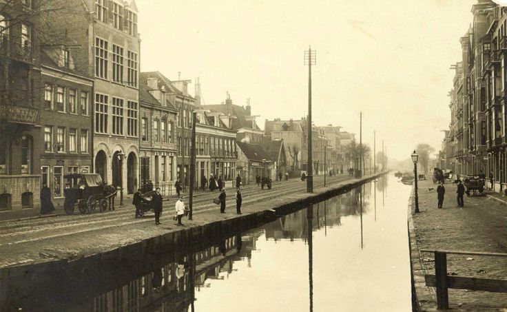 Amsterdam Overtoom, 1896