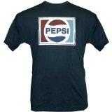 Pepsi-Cola Men's 1971 Vintage T-Shirt (Apparel)By Pepsi
