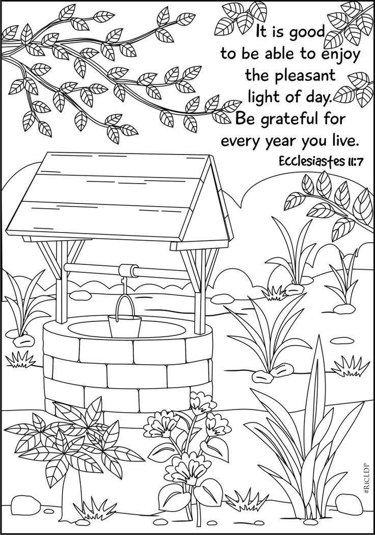 Ecclesiastes 3 Coloring Pages Coloring Pages