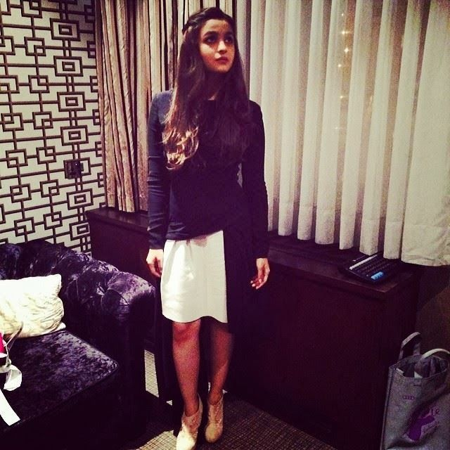 Bollywood Actress Aliya Bhatt