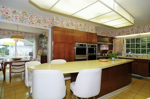 451 Best Mid Century Kitchens Images On Pinterest Retro