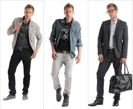 Concept About Mens Fashion