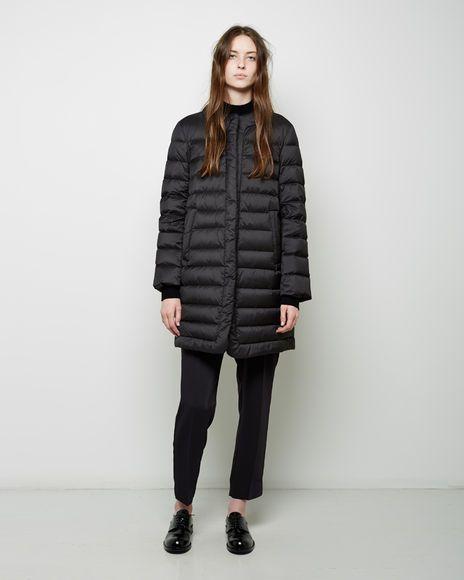 Jil Sander | Vilac Puffer Coat | La Garçonne