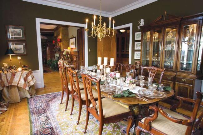 Photos inside oradell 39 s blauvelt mansion bergen county nj pinterest for Bergen county interior designers