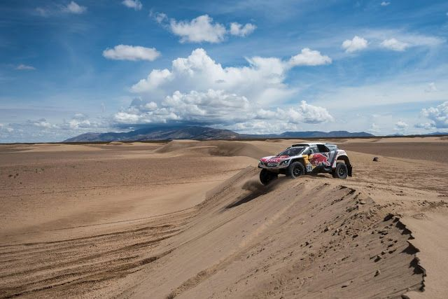 Όλη η δράση από το Rally Dakar : Τρομακτικό ατύχημα για Carlos Sainz ο Ivan Jakes χτυπήθηκε από κεραυνό!