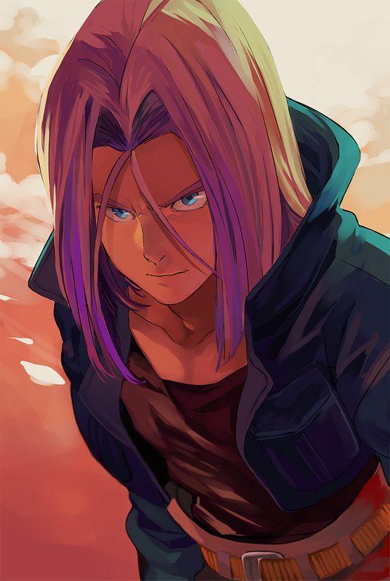 Dragon Ball Z Anime Characters : Trunks dragon ball z hot anime characters pinterest