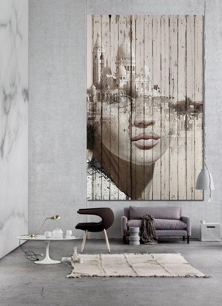 Los murales de Antonio Mora y dos DIY   Decoración