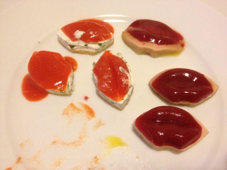 Foie gras - bisousss délicieux