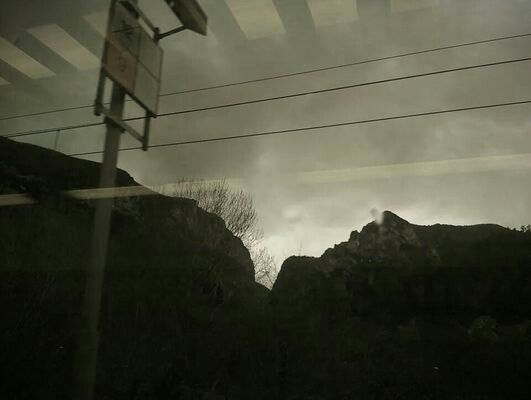 #train #sleeping #myshots