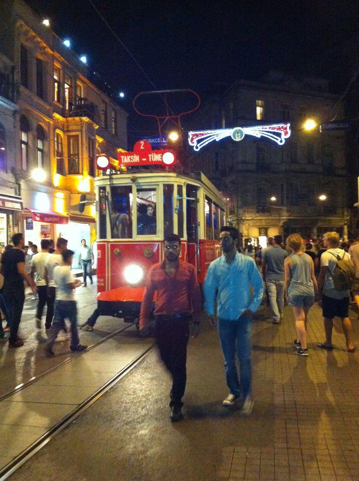 Taksim-Tünel