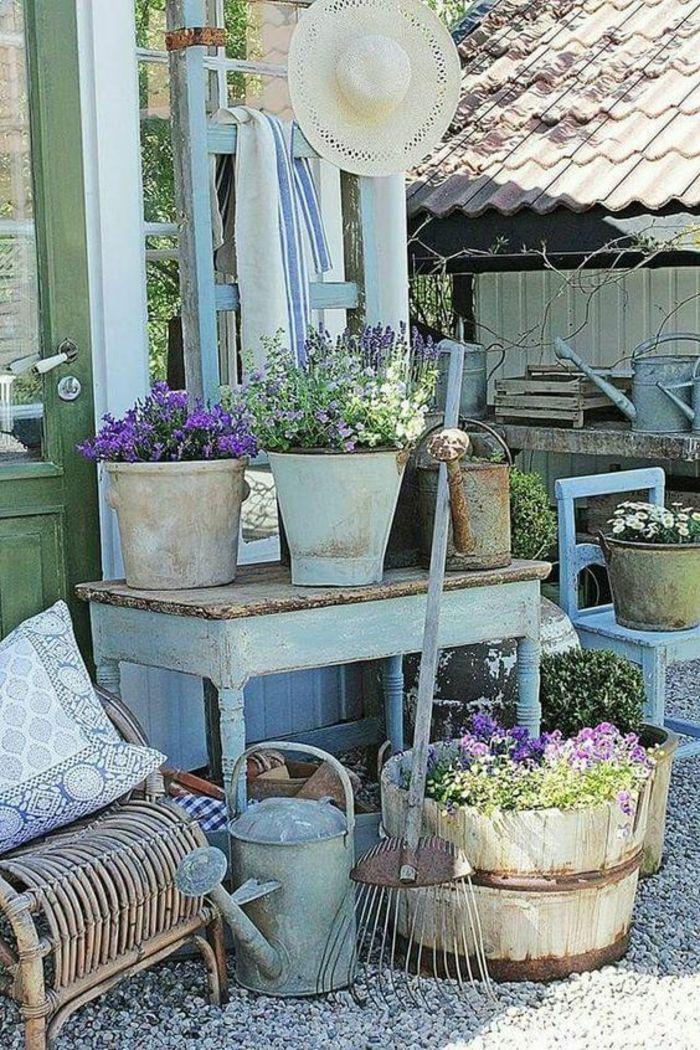 1001 Idees Pour Decorer Son Jardin Des Accessoires