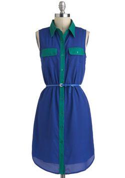 First Resort Dress, #ModCloth
