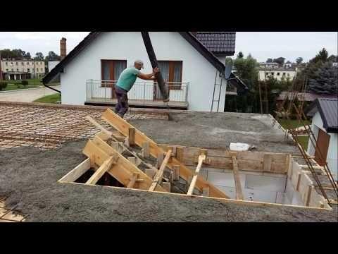 budowa domu samemu krok po kroku zrób to sam dom jednorodzinny system gospodarczy - YouTube
