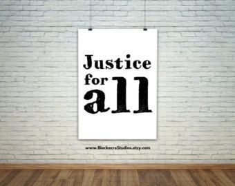 Famous Legal Quotes Print Set Gift Pack Law by BlackacreStudios