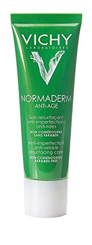Professional Face Skin Care  Vichy Normaderm AntiAging Resurfacing Moisturizer with Vitamin C for Oily Skin and AcneProne Skin ** Check this awesome product by going to the link at the image.