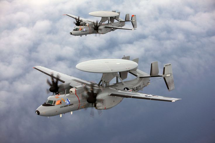 Northrop Grumman E-2D Advanced Hawkeye                                                                                                                                                                                 Mais