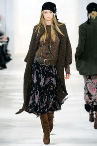 Ralph Lauren Fall 2010 Ready-to-Wear Collection - Vogue