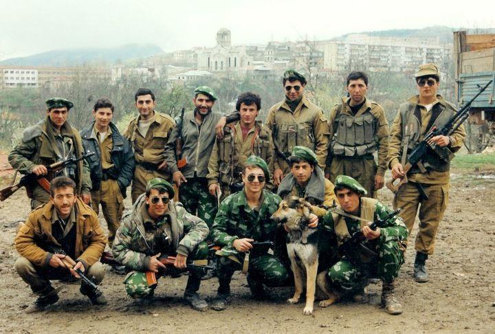 Armenian Army Karabakh