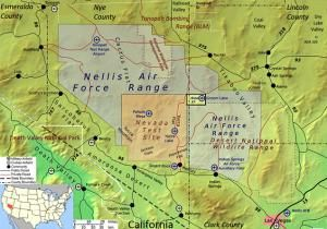 Documents obtained by George Washington University's National Security Archive confirm for the first time what conspiracy theorists and UFO fanatics have long argued — that Area 51 exists.