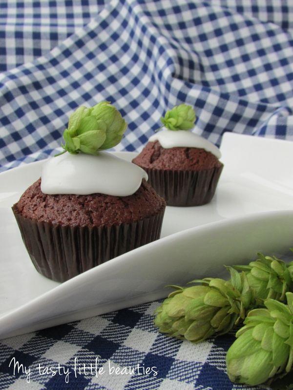 Bier Cupcakes
