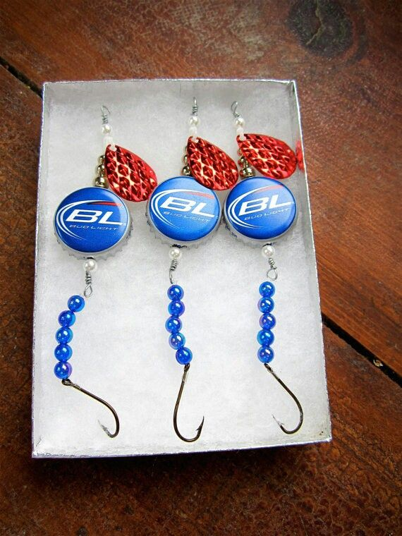 44 best homemade fishing lures images on pinterest for Sodium fishing gear