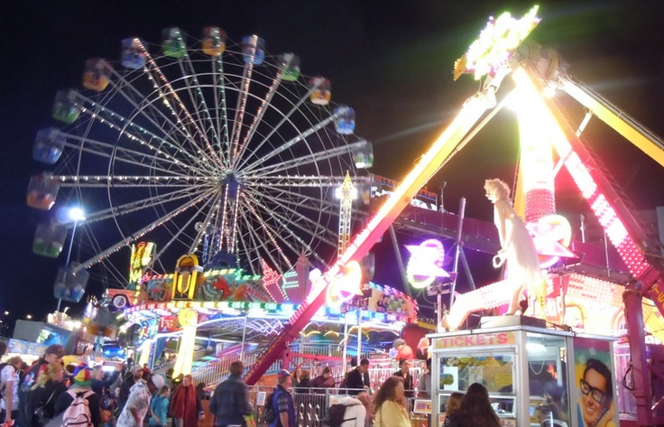 Heads up on what to eat at Ekka