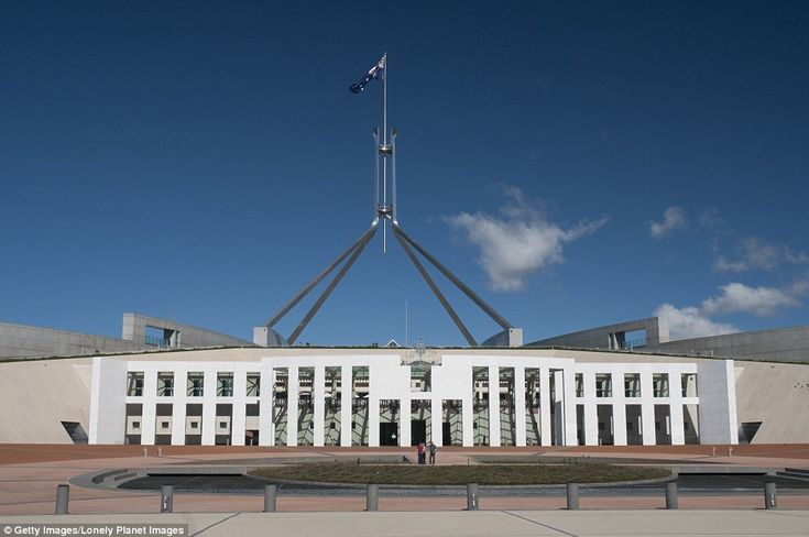 Parliament House - Canberra