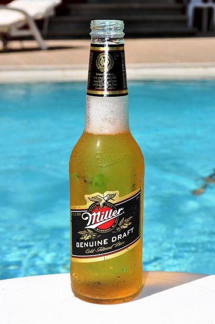 USA - Miller Genuine Draft