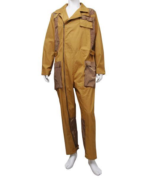 Henrik Vibskov - GLIDER JUMPSUIT (SAND DUST)  http://www.raddlounge.com/?pid=94881717 #StreetSnap #Style #RaddLounge #WishList #Deginer #StyleCheck #Kawaii #FashionBlogger #Fashion #Shopping #UnisexWear #WomansWear #aw15 #HenrikVibskov