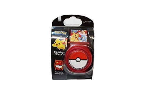 PokeMon Flashing Watch – Pokemon Watch