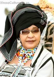 W Madikizela for xhosa culture