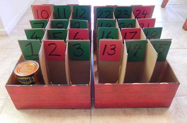 Reverse Advent Calendar Ideas : Best reverse advent calendar ideas on pinterest