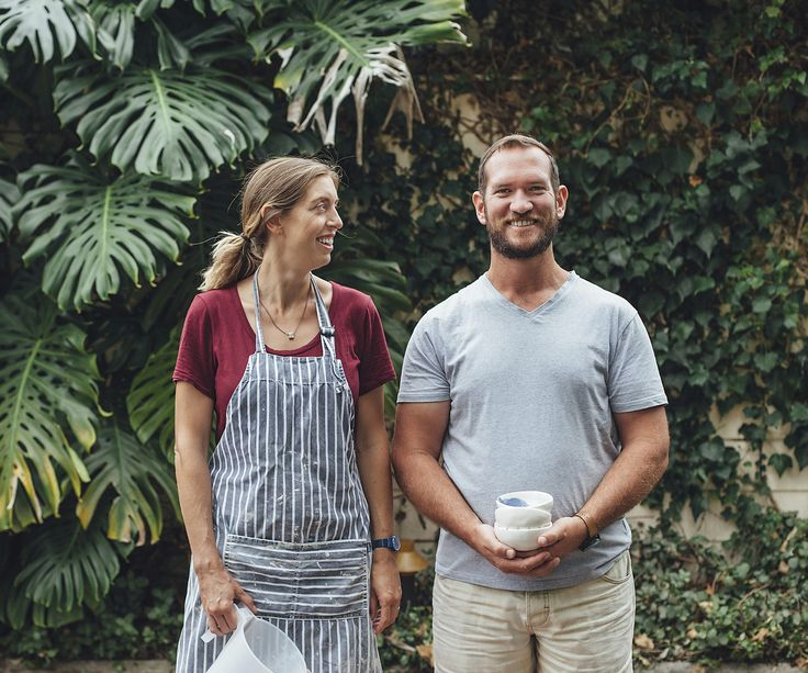 Nestled in rural Te Puna, family business JS Ceramics create handmade ceramic homeware that reflects the beauty of their surroundings