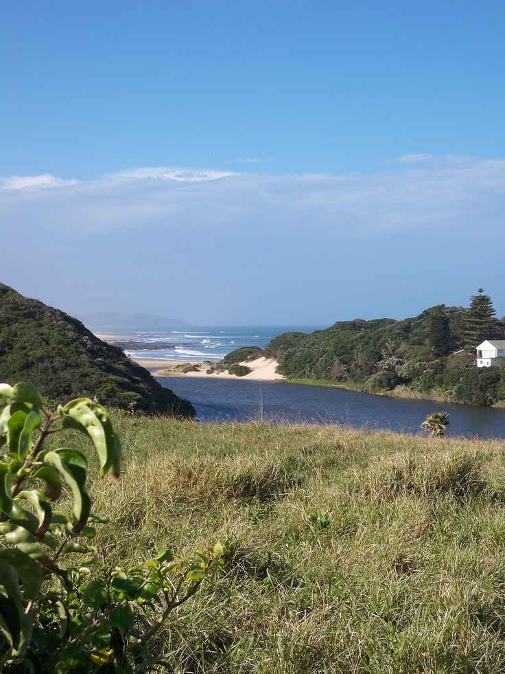 Kidd's Beach, south of East London, Eastern Cape