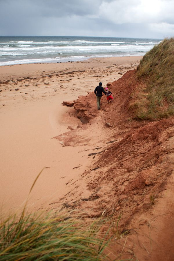 Prince Edward Island | La Tartine Gourmande There are so many beach stories by LMM... and no wonder