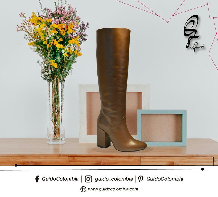 Botas, botines y zapatos exclusivos es lo que toda mujer necesita en su armario ¿Tu ya tienes los tuyos? ¡Visítanos en Bogotá!    C.C El Retiro Local 1-107 // C.C Hacienda Santa Bárbara Local B-123    #Guido #GuidoColombia #Moda #Marroquineria #MarroquineriaColombia #Italia #CueroItaliano #Botas #Botines #Bolsos #Carteras#DiseñoItaliano #Exclusividad