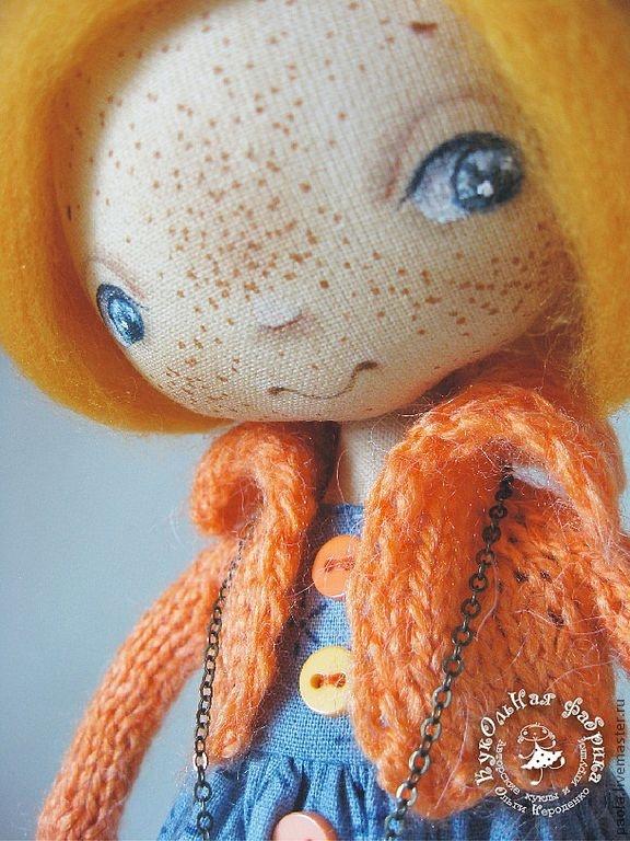 Ярмарка мастеров мастер класс куклы для новичков #9