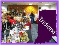 Griffith Indiana Craft Show