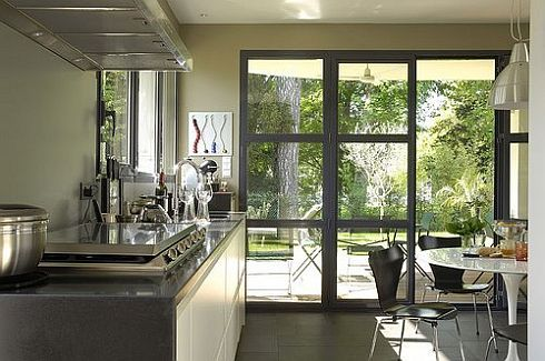 Interior design patterns from hand love the window door for Kitchen designs with lots of windows
