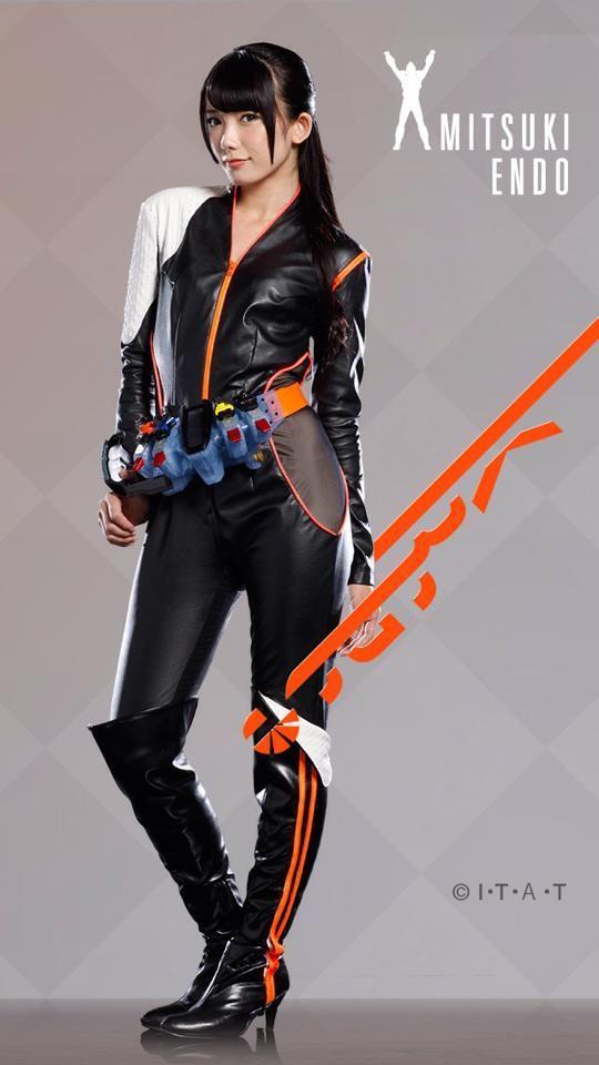 Mitsuki Endo (Kamen Rider Girls)