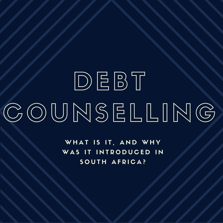 Debt Counselling is a formal process that aims to help over-indebted South African consumers get out of debt and regain control of their financial affairs.