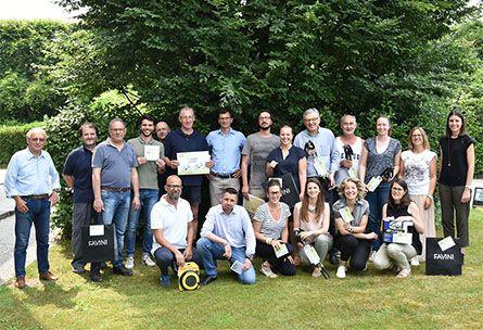 La settimana dedicata alla mobilità sostenibile e i premi per l'impregno green dei partecipanti