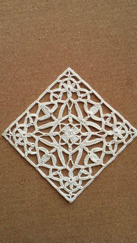Felissimo Turkish Tile nº 6  ニーナのクローゼット29の画像 | 野の花手芸噺